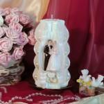 Свадебная свеча RSS-08 — Белый