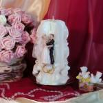 Свадебная свеча — RSS-10