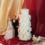Свадебная свеча RVS-06 — Белый