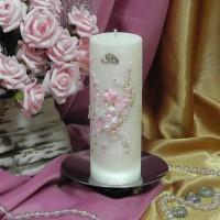 Свадебные свечи — SPL-58-160